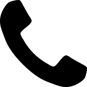telephone-handle-silhouette_318-41969