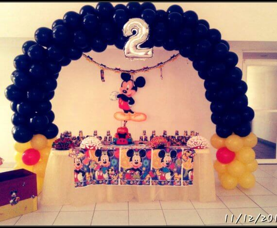decoracion Mickey