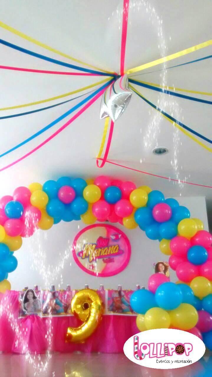 Lollipop fiestas infantiles fiestas infantiles bogota for Ver decoraciones