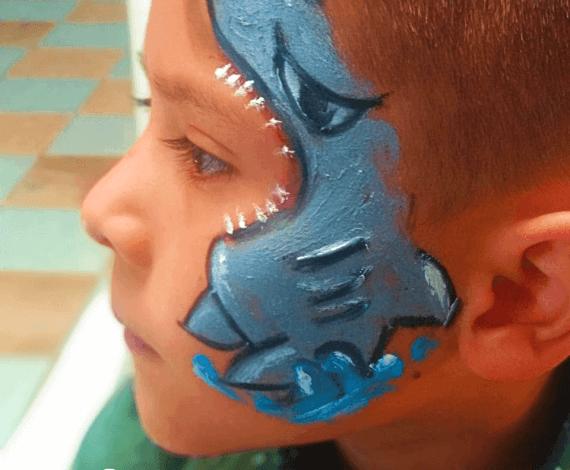 Pintacarita tiburón