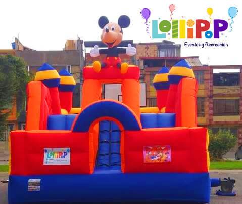 Infable para tus fiestas infantiles