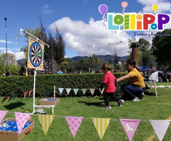Juegos picnic al aire libre